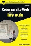 David A. CROWDER - Créer un site web pour les nuls.