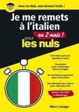 Marc Lesage - Je me remets à l'italien en 2 mois ! pour les nuls.