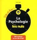 La Psychologie / Adam Cash | Cash, Adam. Auteur
