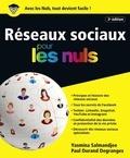 Yasmina Salmanjee et Paul Durand Degranges - Réseaux sociaux pour les nuls.
