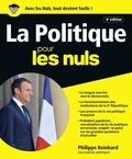 Philippe Reinhard - La politique pour les Nuls.