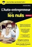 Grégoire Leclercq et Marie Gouilly-Frossard - L'auto-entrepreneur pour les nuls business.