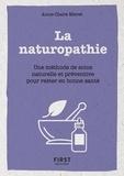 Anne-Claire Meret - La naturopathie - Une méthode de soins naturelle et préventive pour rester en bonne santé.