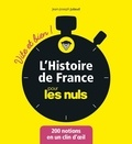 Jean-Joseph Julaud - L'Histoire de France pour les nuls.