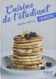 Héloïse Martel - Cuisine de l'étudiant - 140 recettes.