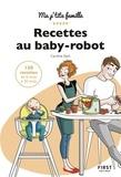 Caroline Bach - Recettes au baby-robot.