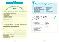 Cahier de jeux. Langue française