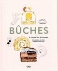 Michel Tanguy et Fabien Breuil - Bûches, 20 créations de chefs expliquées pas à pas - A l'école des pâtissiers.