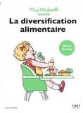 Caroline Bach - La diversification alimentaire.