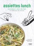 Lene Knudsen - Assiettes lunch (presque) zéro déchet - 70 recettes pour tout valoriser.