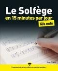 Hugo Prigent - Le solfège en 15 minutes par jour pour les Nuls.