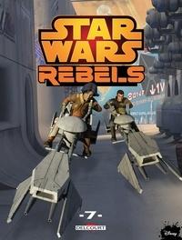 Collectif - Star Wars - Rebels T07.