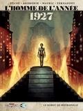 L'Homme de l'année T12 - 1927 - Le Robot de Metropolis.