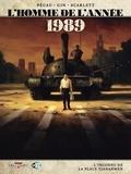 Jean-Pierre Pécau et  Gin - L'homme de l'année Tome 16 : 1989 - L'inconnu de la place Tiananmen.