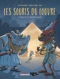 Joris Chamblain et Sandrine Goalec - Les souris du Louvre Tome 1 : Milo et le monde caché.