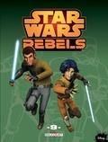 Jeremy Barlow et Martin Fisher - Star Wars - Rebels T09.