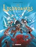 Patrick Sobral - Les Légendaires Tome 22 : Word Whithout : Les éveillés.