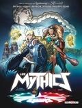 Patricia Lyfoung et  Zimra - Les Mythics Tome 8 : Saint-Pétersbourg.