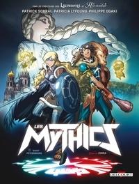 Philippe Ogaki et Patrick Sobral - Les Mythics T08 - Abigail et Neo.