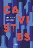 Antonin Iommi-Amunategui et Olivier Grosjean - Cavistes - 100 prescripteurs de vins d'auteurs.