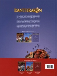 Danthrakôn Tome 1 Le grimoire glouton. Avec un cahier graphique réservé à la première édition