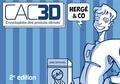 Cas.mallet - cac3d Hergé & co - 2e édition.