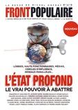 Stéphane Simon et Michel Onfray - Front populaire N° 2, automne 2020 : L'Etat profond - Le vrai pouvoir à abattre.