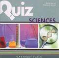 Stéphanie Bouvet et Michel Noir - Quiz sciences.