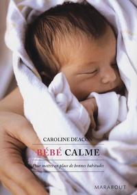 Caroline Deacon - Bébé calme.