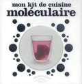 Anne Cazor et Christine Liénard - Cook'in box : Mon kit de cuisine moléculaire - 28 recettes et 7 ustensiles.
