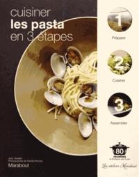 Jody Vassallo - Cuisiner les pasta en 3 étapes.