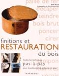 Salli Brand - Finitions et restauration du bois.