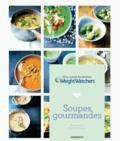 Valéry Guédes - Mon carnet de recettes Weight Watchers - Soupes gourmandes.