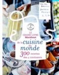 grand livre Marabout de la cuisine du monde (Le) : 300 recettes des 5 continents |