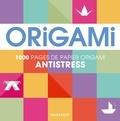 Marabout - Origami arc-en-ciel - Pour réaliser 500 pliages.