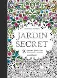 Johanna Basford - Jardin secret - 20 cartes postales détachables à colorier.
