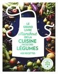 Marabout - Le grand livre Marabout de la cuisine facile des légumes.