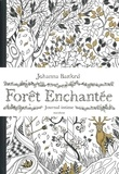 Johanna Basford - Forêt enchantée - Journal intime.