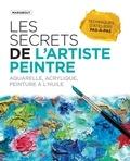 Audrey Favre - Les secrets de l'artiste peintre - Aquarelle, acrylique, peinture à l'huile.