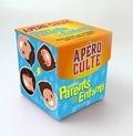 Nadège Pinel et Fabrice Pinel - Apéro culte parents VS enfants - Avec 120 cartes et 1 livret.