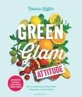 Rebecca Leffler - Green Glam attitude.