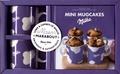 Claire Guignot et  Orathay - Coffret Mini mugcakes Milka - Contient : 2 mini mugs collector, 1 livre de recettes.
