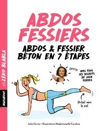 Julie Ferrez - Abdos fessiers.