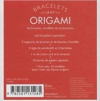 Le kit bijoux origami. Techniques, modèles et accessoires