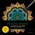 Marabout - Mandala végétal - Coloriages antistress.