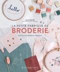 Lucile Trichet - La petite fabrique de broderie - Motifs à composer et à broder.
