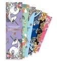 Marabout - Marques-pages à colorier licornes.