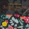 Johanna Basford - Jardin secret - Coloriages à gratter.