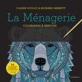 Claire Scully et Richard Merritt - La ménagerie - Cartes à gratter.