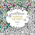 Johanna Basford - Jardin secret - Carnet de coloriage.
